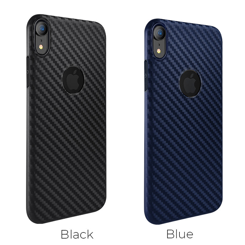 HOCO Soft TPU Case for iPhone X XR iPhone7 Plus Cases 0.8mm Ultra Thin Geometric Texture Case Mixed Silicon Cover - Hot Phone Tech