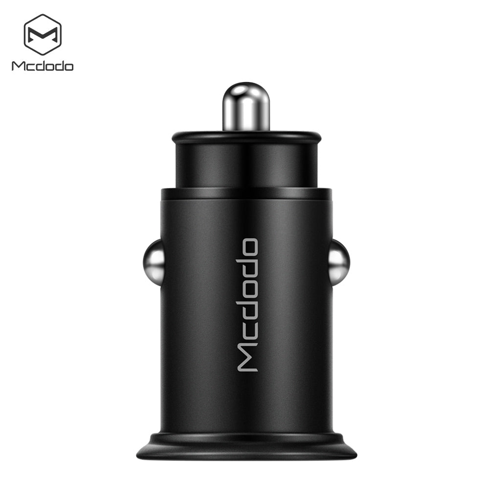 Mcdodo Type C PD 25W Car Charger for Universal Mobile Phone 5A Super Fast Charging QC 4.0 for HUAWEI  iPhone Samsung LG HTC Google SCP Car Charger USB Adapter - Hot Phone Tech
