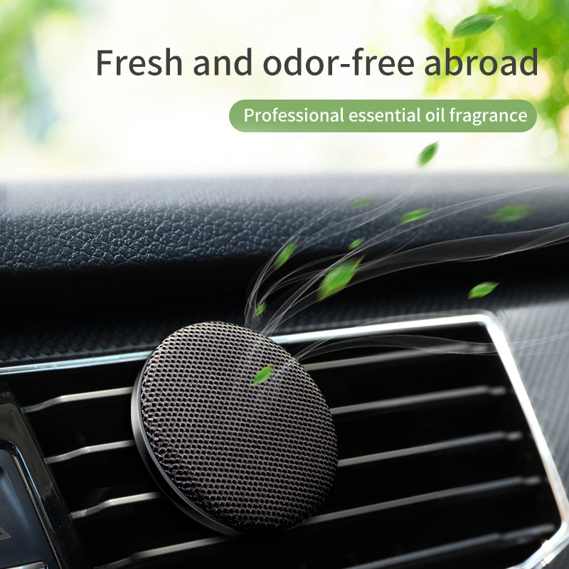 Baseus Aromatherapy Car Phone Holder Air Freshener Perfume For Air Vent Outlet Car-styling Freshener Air Conditioning Diffuser - Hot Phone Tech