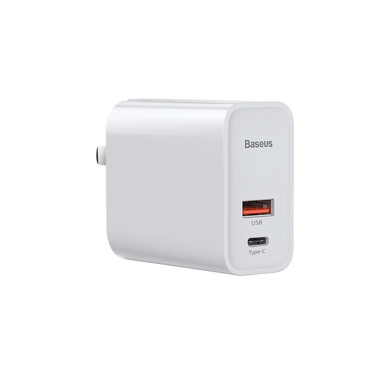 Baseus Quick Charge 4.0 3.0 USB Charger For iPhone Xiaomi Samsung Huawei LG Google HTC SCP QC4.0 QC3.0 QC C PD Fast Wall Mobile Phone Charger - Hot Phone Tech