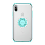 Baseus Kickstand Case For iPhone XS Max XR XS/X XR Cover Soft TPU Finger Ring Holder Case - Hot Phone Tech