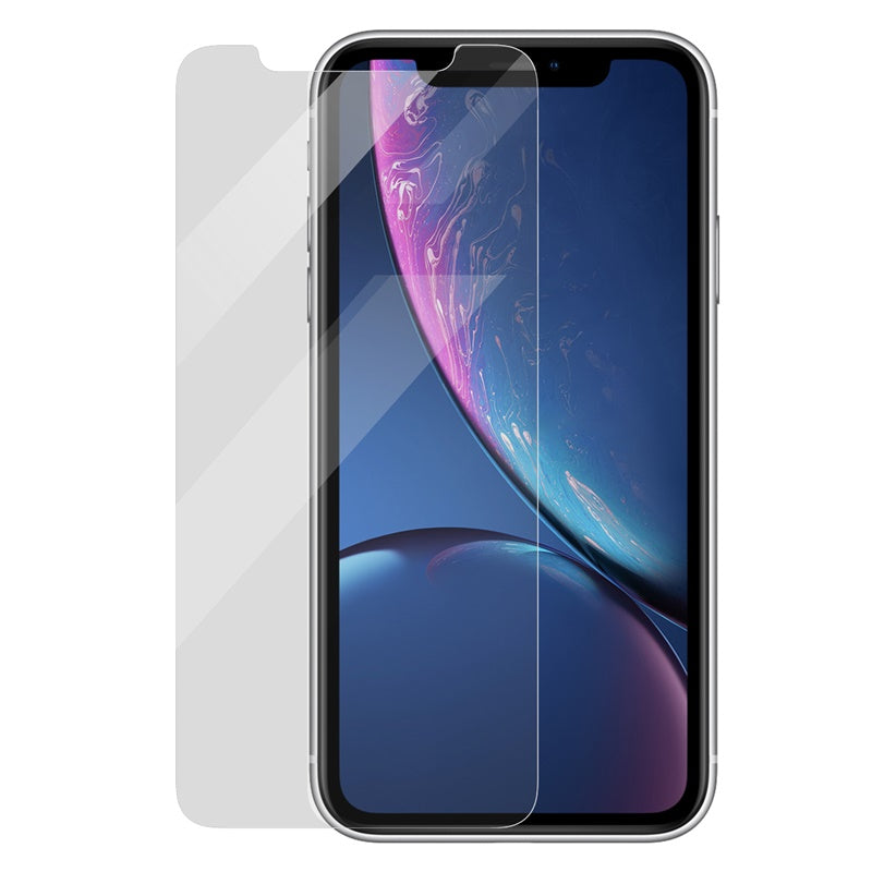 Baseus 0.3mm Full-Glass Anti-Peeping Tempered Glass Film For iPhone XR XS Max Transparent - Hot Phone Tech