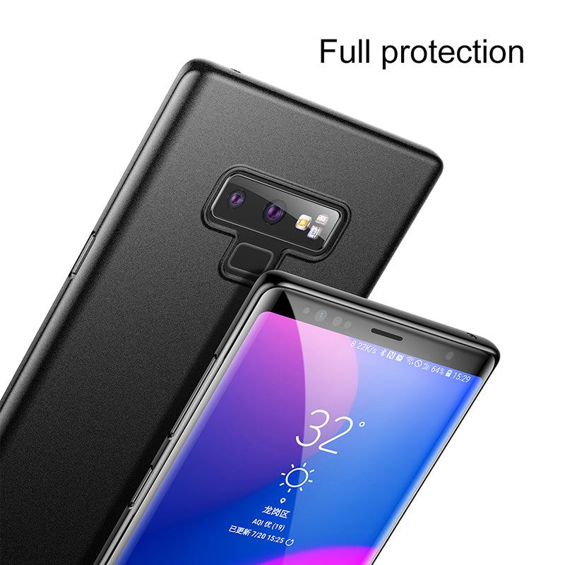 BASEUS Brand 0.45mm PP Back Case For Samsung Galaxy Note 9 Ultra-Slim Wing Series Anti-Yellowing Phone Cover - Hot Phone Tech