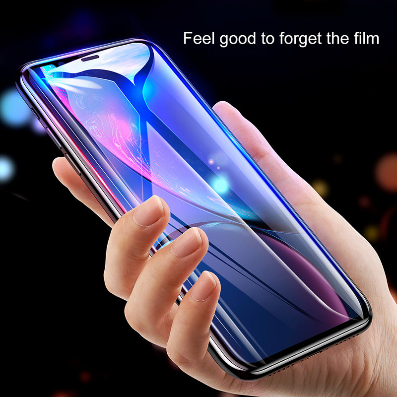 Baseus 0.3 mm Tempered Glass For iPhone XS MAX XR Screen Protection Full Cover Protective Glass - Hot Phone Tech
