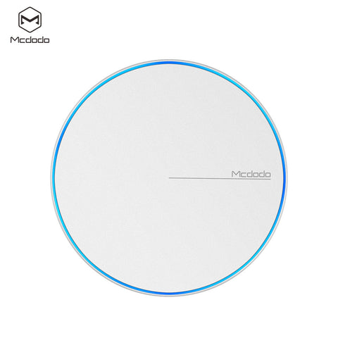 MCDODO Wireless Charger For iPhone XS MAX XS XR X 8 Plus 10W  Wireless Charging for Samsung Sony LG HUAWEI LG Google Qi USB Wireless Charger Pad - Hot Phone Tech