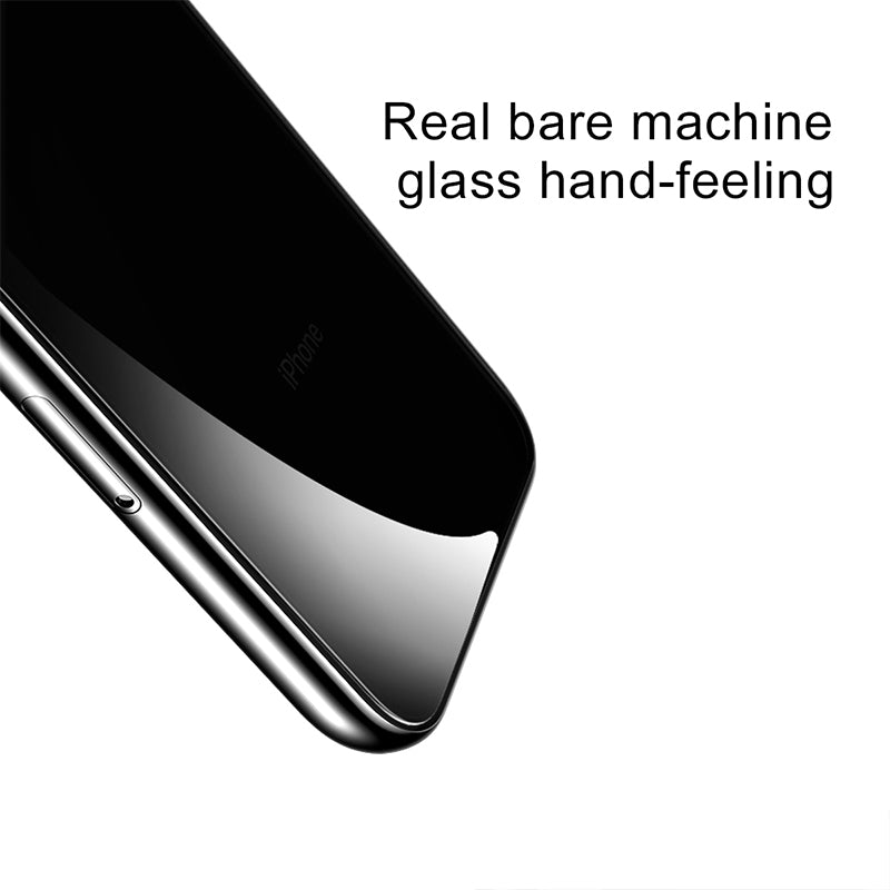 Baseus Front Back Tempered Glass For iPhone XR X XS MAX  Screen Protector Scracth-Proof Glass Cover - Hot Phone Tech
