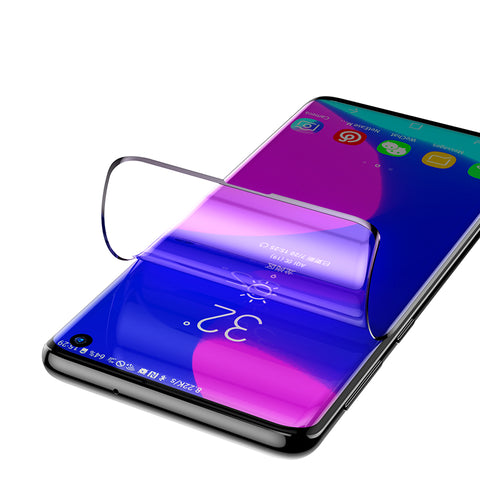 Baseus 2pcs 0.15mm Protective Film For Samsung S10 S10/Plus  Screen Protector Thin Full Coverage Soft Film - Hot Phone Tech