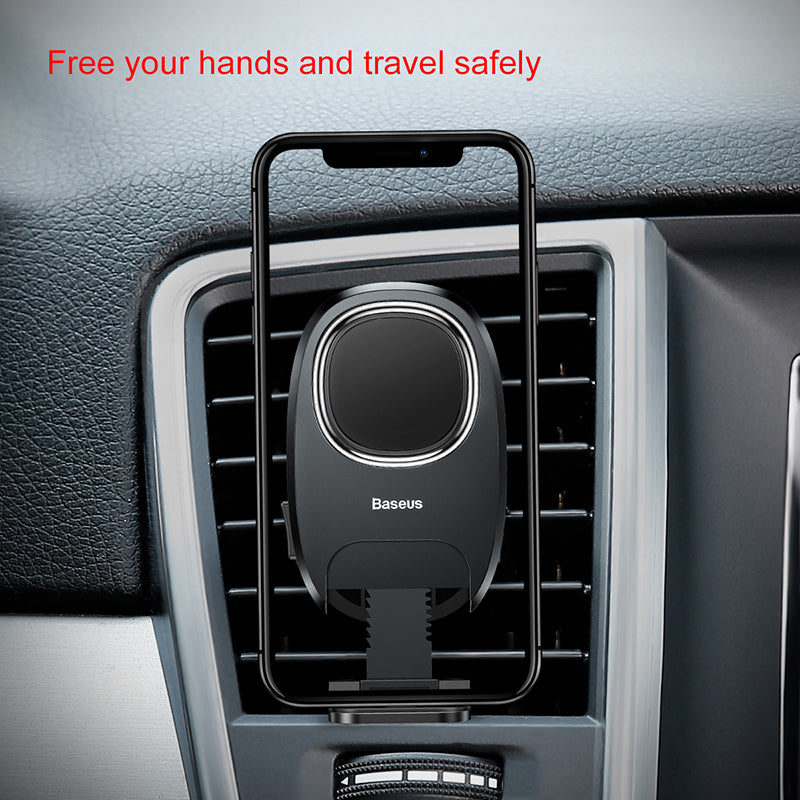 Baseus Magnetic Phone Holder For iPhone Xs Max X Samsung HUAWEI LG HTC Google  Air Vent Mount Car Holder Stand Magnet Phone Holder In Car - Hot Phone Tech