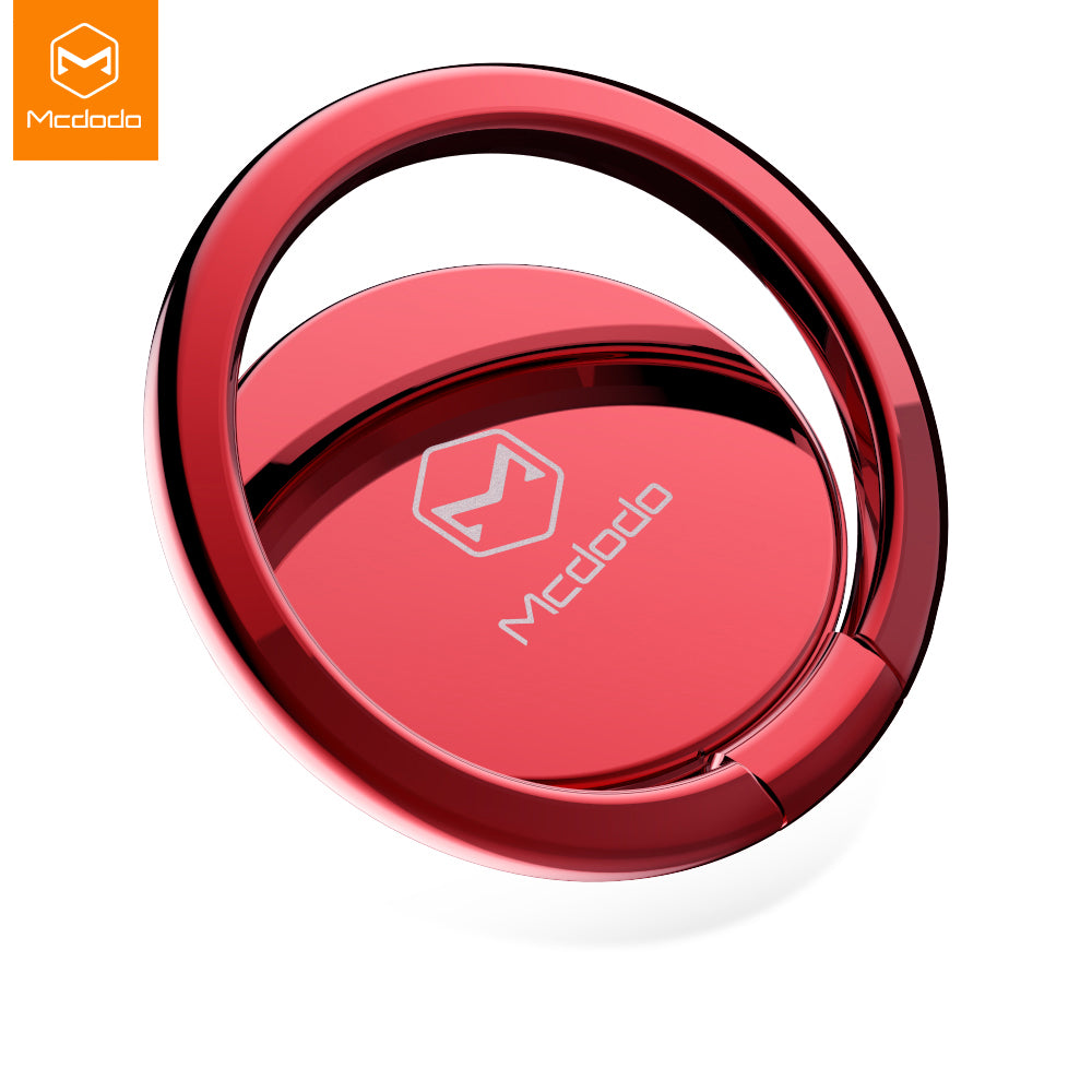 Mcdodo Magentic Compatible 360 Degree Rotating Finger Reusable Ring Holder for iPhone Samsung HTC Google HUAWEI LG - Hot Phone Tech