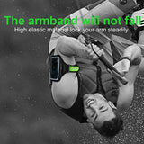 Baseus Armband For Size 4'' 4.5'' 4.7'' 5'' 5.5'' 6'' inch Sports Cell Phone Holder Case For iPhone Huawei Samsung LG Google HTC  Xiaomi Phone On Hand - Hot Phone Tech