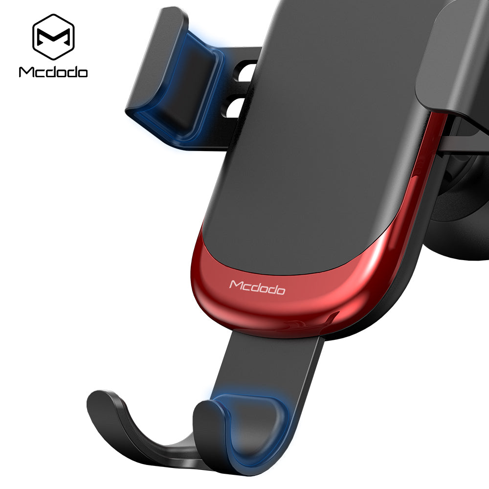 Mcdodo Universal Car Phone Holder For iPhone X XS Max Samsung Huawei Sony LG Google Car Air Vent Mount Holder Metal Gravity Mobile Phone Holder - Hot Phone Tech