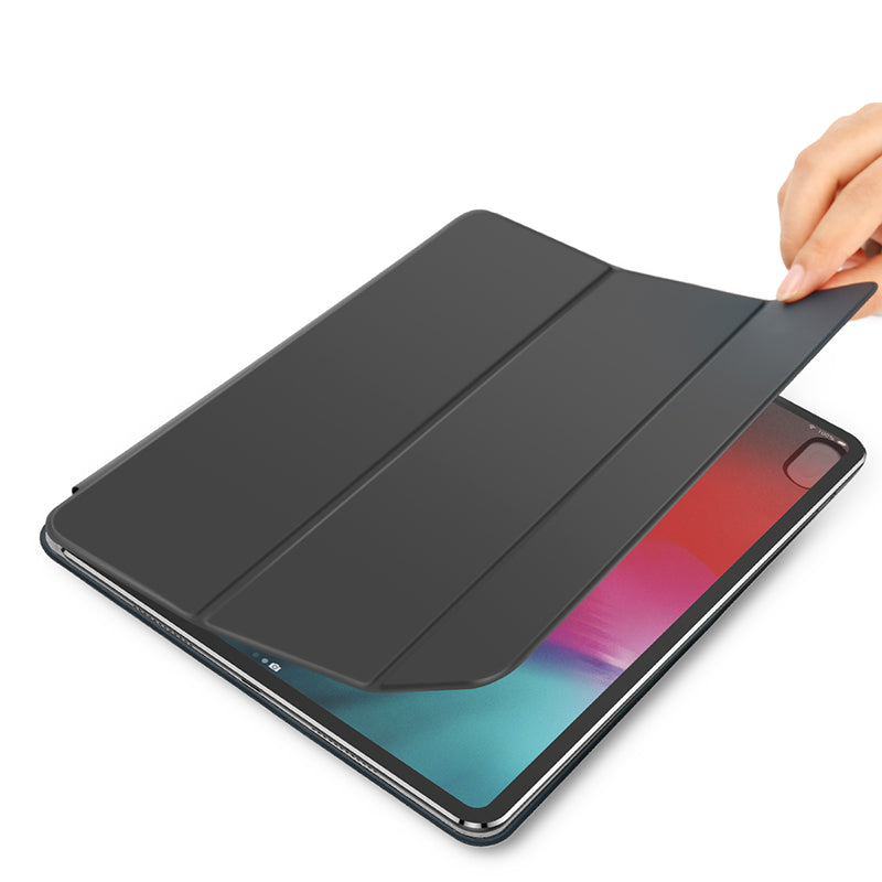 Baseus Smart Folio Case for 12.9 iPad Pro Case 2018 Magnetic Auto Sleep Wake Up Case for Apple iPad 2018 Case - Hot Phone Tech