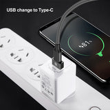 Baseus USB to USB Type C OTG Adapter USB-C Converter Type-c Adapter For Samsung Sony LG HUAWEI Google - Hot Phone Tech