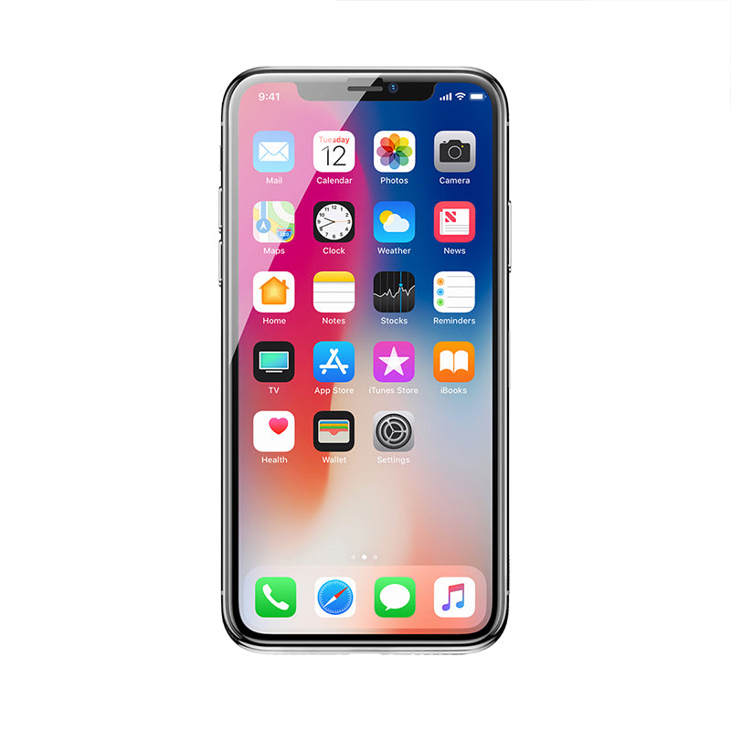 Baseus Anti-peeping Screen Protector For iPhone X/XS Privacy Protective Film Full Cover Tempered Glass - Hot Phone Tech