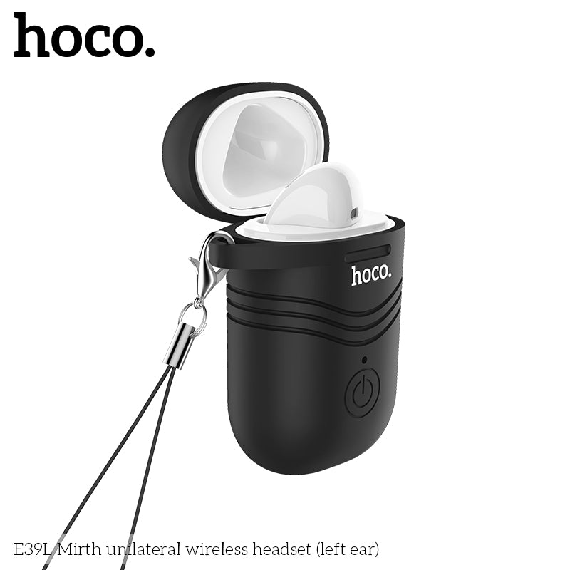HOCO Mini Bluetooth Earphone In Ear Wireless Earbud Touch Control Bluetooth 5.0 Headset With Charging Box Mic For iPhone LG Samsung Sony Google HUAWEI - Hot Phone Tech