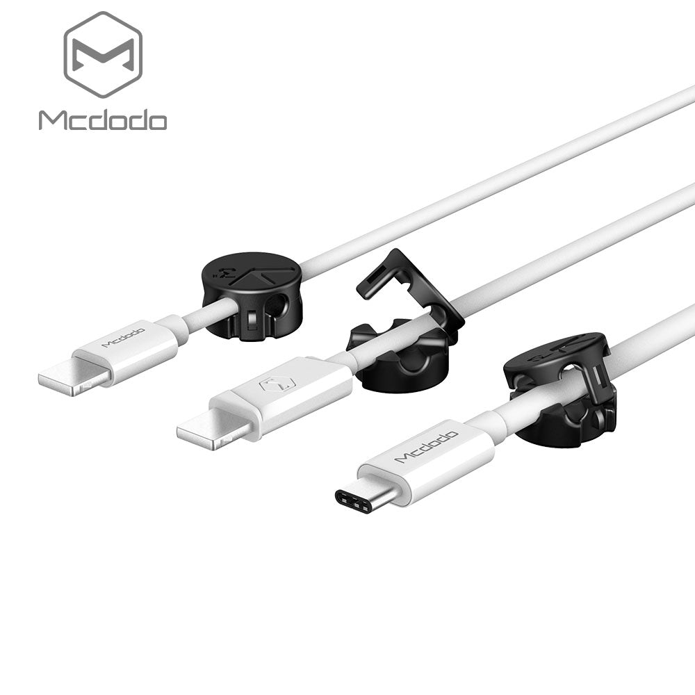 Mcdodo Cellphone Cable Cord Organizer - Hot Phone Tech