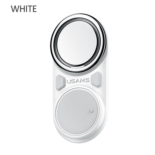 USAMS Decompression Finger Ring Holder Multifunction Fun Holder Metal 360 Rotating Mobile Phone Holder for iPhone Samsung LG Sony HUAWEI Google - Hot Phone Tech