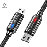 Mcdodo Wise Series Micro USB 3.1 Fast QC3.1 Charging Quick Charger Data Sync Cable Cord For Android Samsung Google LG HTC ALL Micro USB Device - Hot Phone Tech