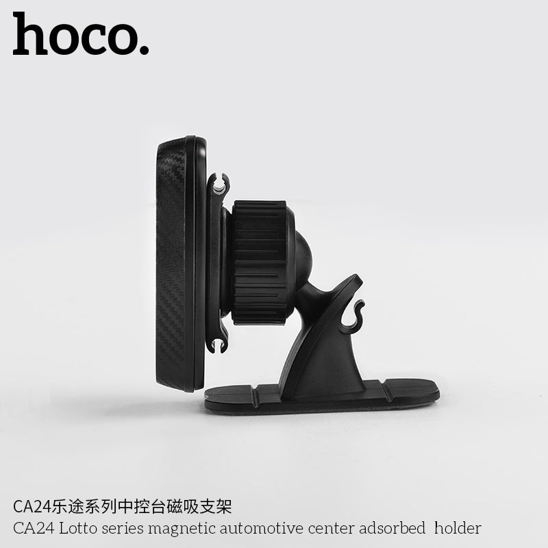 HOCO Car Magnetic Phone Holder for iPhone X XR XS Max Samsung Sony Google LG HUAWEI 360 Rotation Mount Windshield Car Holder for Mobile Phone in Car GPS Stand - Hot Phone Tech