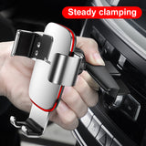 Baseus CD Slot Car Phone Holder for iPhone XS Max XS X XR 8 7 Phone Holder Stand in Car For HTC LG HUAWEI Google Samsung  Car Smartphone Support - Hot Phone Tech