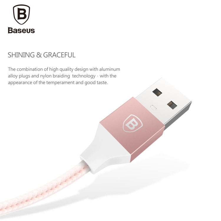 Baseus USB Cable For iPhone XS MAX XS XR X 8 5 5s 6s 6 7 Mobile Phone 2A Fast Charging Cable Data Sync Charger Cable Wire - Hot Phone Tech