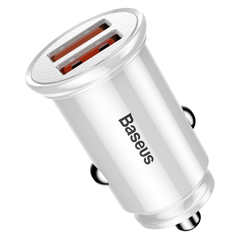 Baseus Quick Charge 4.0 3.0 USB Car Charger QC4.0 QC3.0 QC 5A Fast PD Car Charging Phone Charger For iPhone LG Samsung Sony Google HUAWEI - Hot Phone Tech