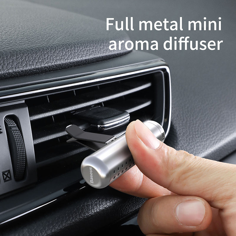 Car Air Freshener Auto Outlet Perfume Vent Air Freshener In The Car Air Conditioning Clip Magnet Diffuser Solid Perfume - Hot Phone Tech