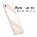 Baseus Back Glass Protector For iPhone 8 Plus 0.3mm Tempered Glass Protector Ultra Thin Scratch Proof Back Protector - Hot Phone Tech