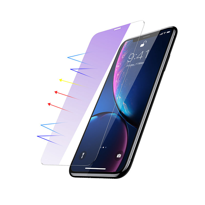 Baseus 0.15mm Tempered Glass Screen Protectot For iPhone XR/XS Max New 2019 Full Cover Protective Film For iPhone 2019 New - Hot Phone Tech