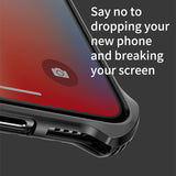 Baseus Armor Case For iPhone XS MAX XR XS/X Anti-knock Full Protective Back Cover Cases - Hot Phone Tech