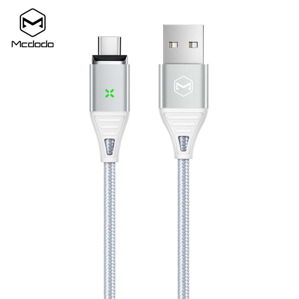 Mcdodo USB Type C 3A Magnetic USB Cable QC 4.0 Fast Charging For HUAWEI Samsung LG Google HTC USB C Charger Magnet Wire - Hot Phone Tech