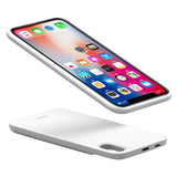 Baseus 5000mAh QI Wireless Charger Case For iPhone X External Battery Backup Wireless Charging Power Bank - Hot Phone Tech
