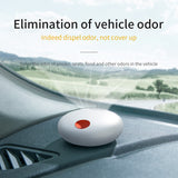 Baseus Car Perfume Air Freshener Portable Charged Aromatherapy Diffuser with Turbo Fan Healthy Smell Lanyard Auto Accessories - Hot Phone Tech