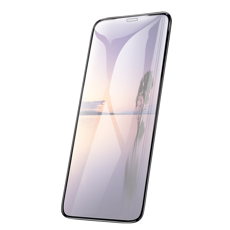 HOCO Mirror Glass Screen Protector for iPhone X XR Xs Max 3D Full Cover Shock Proof Tempered Glass for iPhone Xs Grils Film - Hot Phone Tech