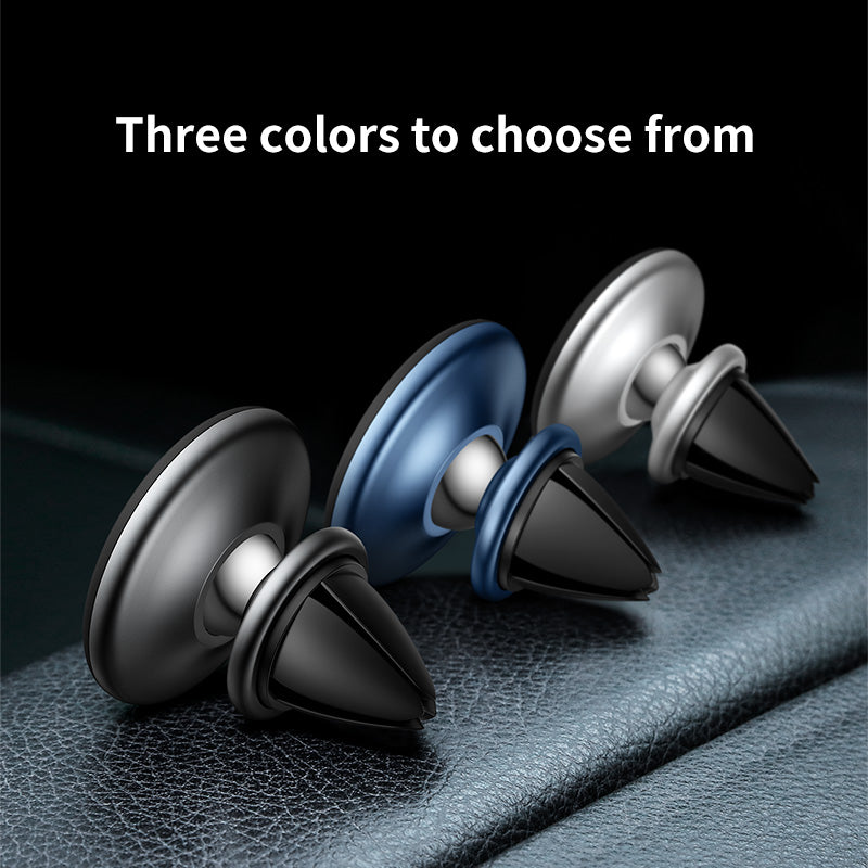 Baseus Car Phone Holder For iPhone  Samsung HTC Google HUAWEI LG All Smart Phone 360 Degree Magnetic Mobile Phone Holder Air Vent Mount Car Cell Phone Holder Stand - Hot Phone Tech