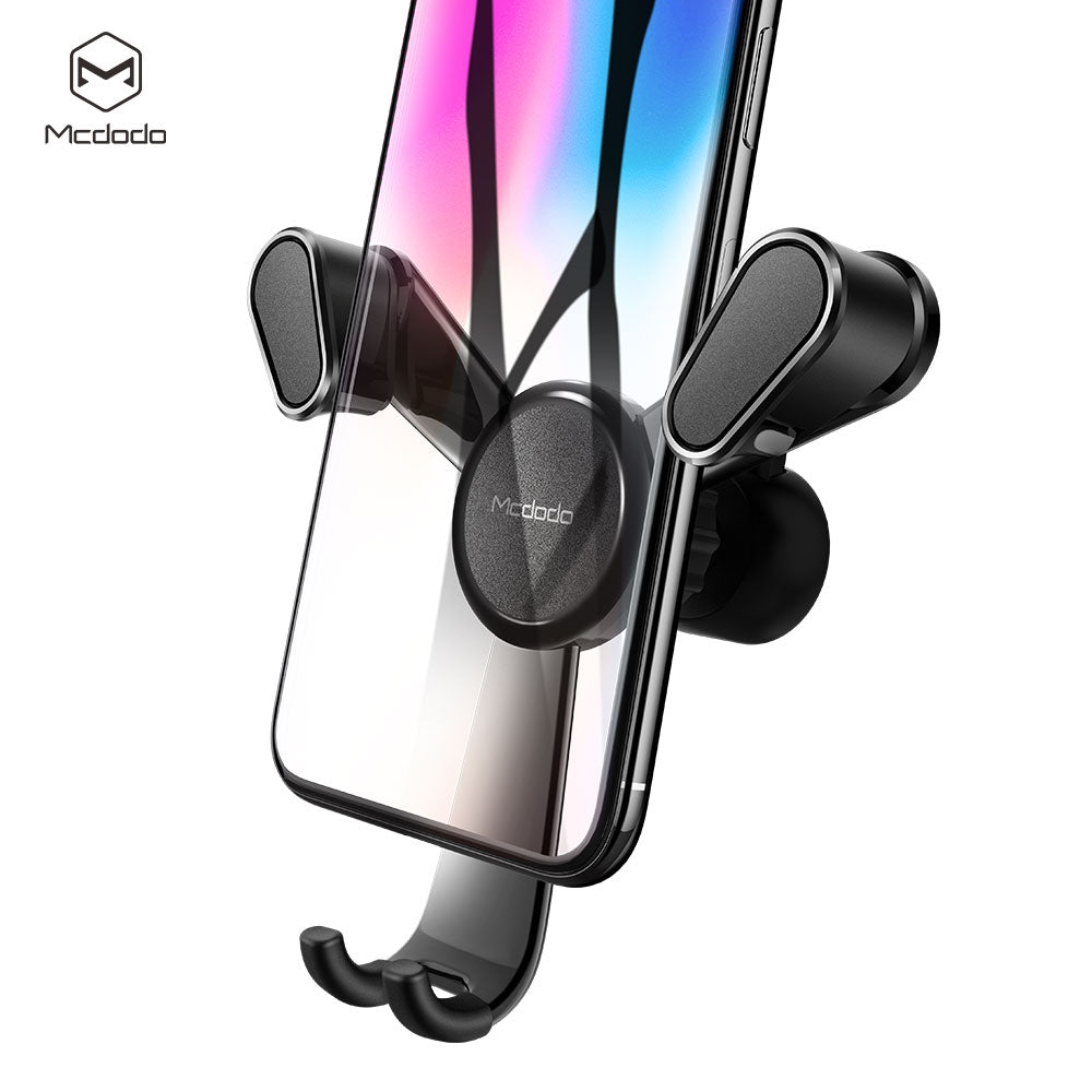 Mcdodo Car Holder Cradle Reaction Air Vent Mount Phone Holder Cell Phone Holder Stand for iPhone Samsung LG HTC Google - Hot Phone Tech