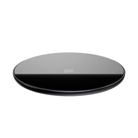 Baseus 10W Wireless Charger Ultra Slim Glass Quick Fast Charging Pad with Type-C Charging Cable Cord for Huawei Samsung Google LG iPhone XS MAX XS X 8
