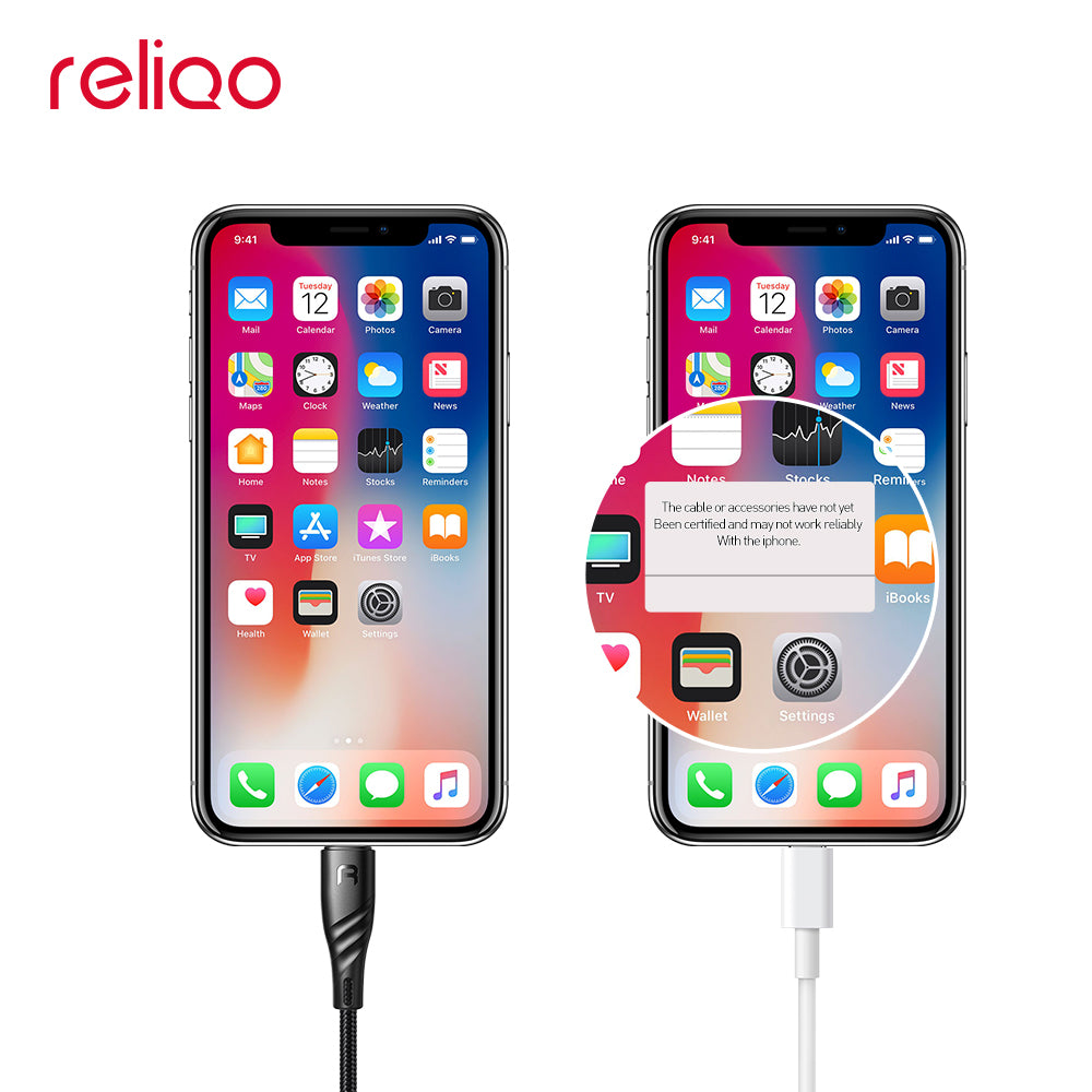 Mcdodo MFI With Apple Certification USB-C Type-C to Lightning PD Fast Charging Charger Cable Cord iPhone XS MAX/X/8 - Hot Phone Tech