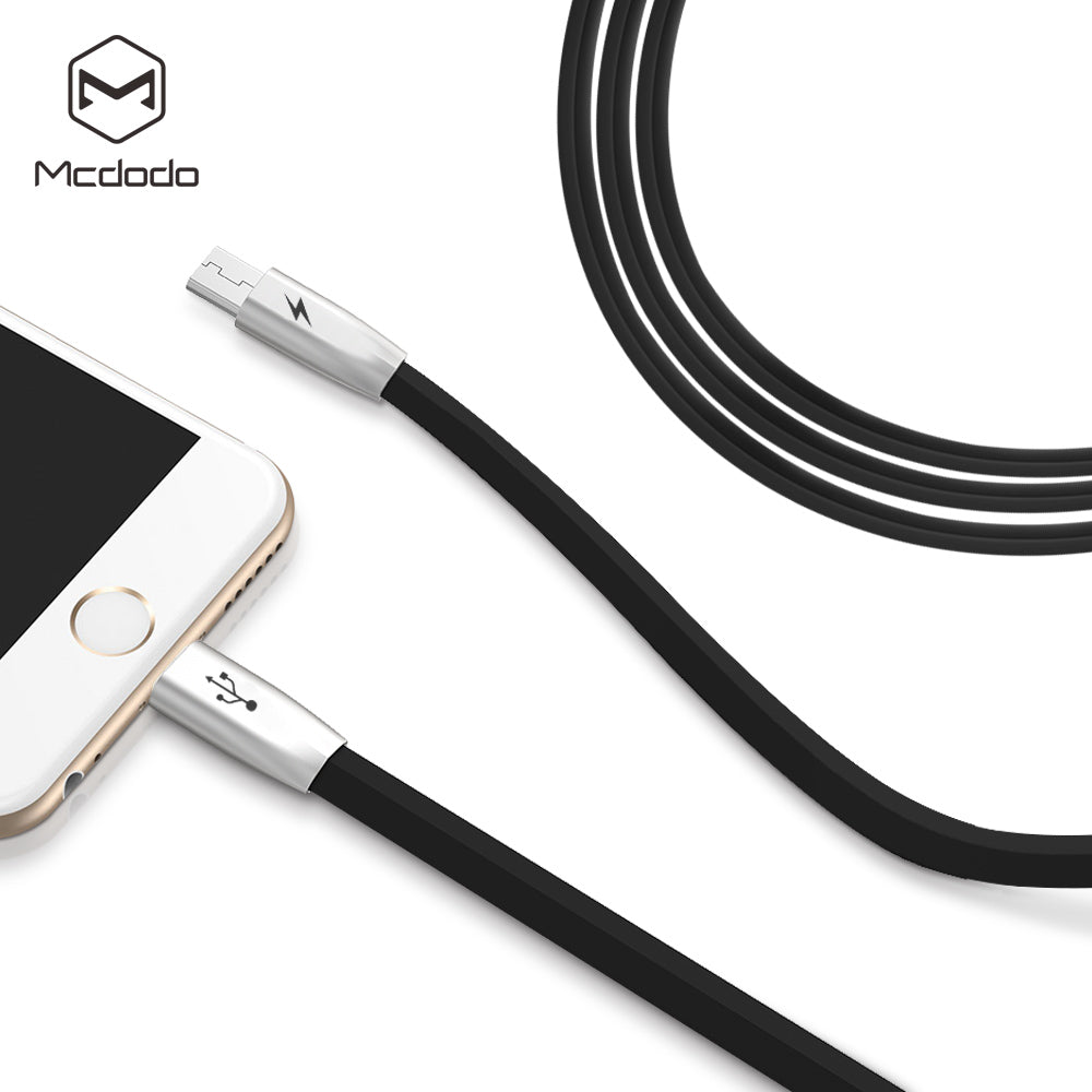 Mcdodo 3A 3 in 1 USB Cable 3A for Mobile PCA-6230hone Micro USB Type C Charger Cable for iPhone XR XS Max X Huawei Samsung LG Google HTC Fast Data Charging Cord - Hot Phone Tech