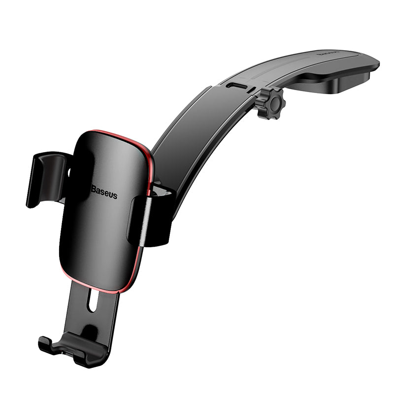 Baseus Metal Car Phone Mount Holder For iPhone Samsung Foldable Gravity Mobile Phone Holder for Dashboard Paste Car Holder Stand - Hot Phone Tech