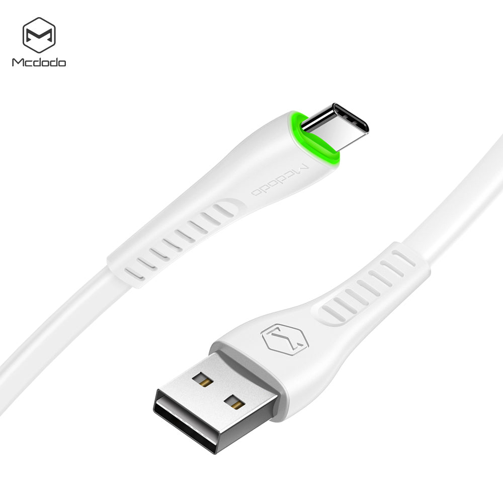Mcdodo Flying Fish Series Type-C 3.1 USB-C Fast QC3.0 Charging Quick Charger Data Sync Cable Cord For Android - Hot Phone Tech