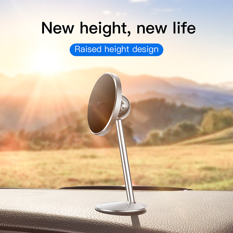 Baseus Magnetic Car Phone Holder For iPhone Samsung HUAWEI HTC LG Google Magnet Mount Car Holder For Phone in Car Cellphone Smartphone Stand - Hot Phone Tech