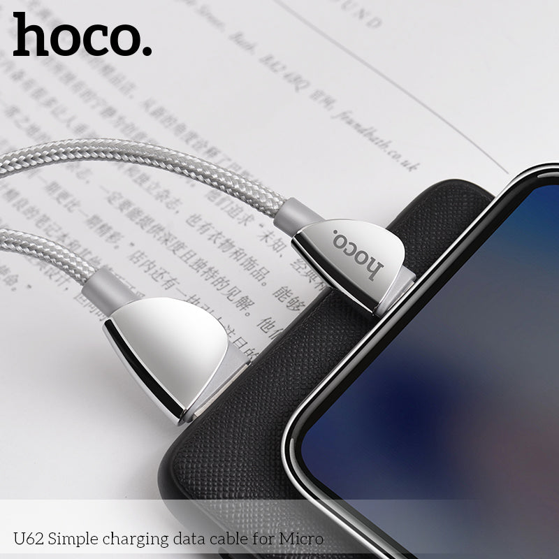 HOCO Micro USB Cable for Samsung Huawei HTC LG Google All Android Device Fast Charging USB Data Cable USB Charging Cord Microusb Charger Cable - Hot Phone Tech