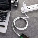 Baseus USB-C Type-C 3.1 40W 5A Quick Charger Fast Charging Data Sync Cable Cord For Samsung HTC Google HUAWEI LG Android Smart Phone or Type-C Device - Hot Phone Tech