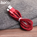 HOCO U47 USB Fast Charging Data Cable Smart Power off Auto disconnect LED Charge Cable for iPhone 6 7 8 plus X XS MAX XR Charger - Hot Phone Tech