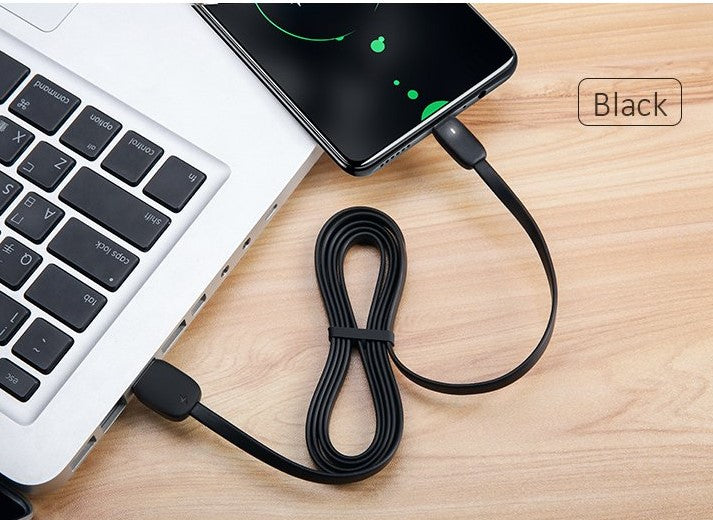 USAMS US-SJ230 U6 Candy Color Micro USB Data SYNC Cable Fast Charging Cable  For Samsung Sony LG HUAWEI Google - Hot Phone Tech