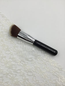 Deluxe Angle Contour Makeup Brush