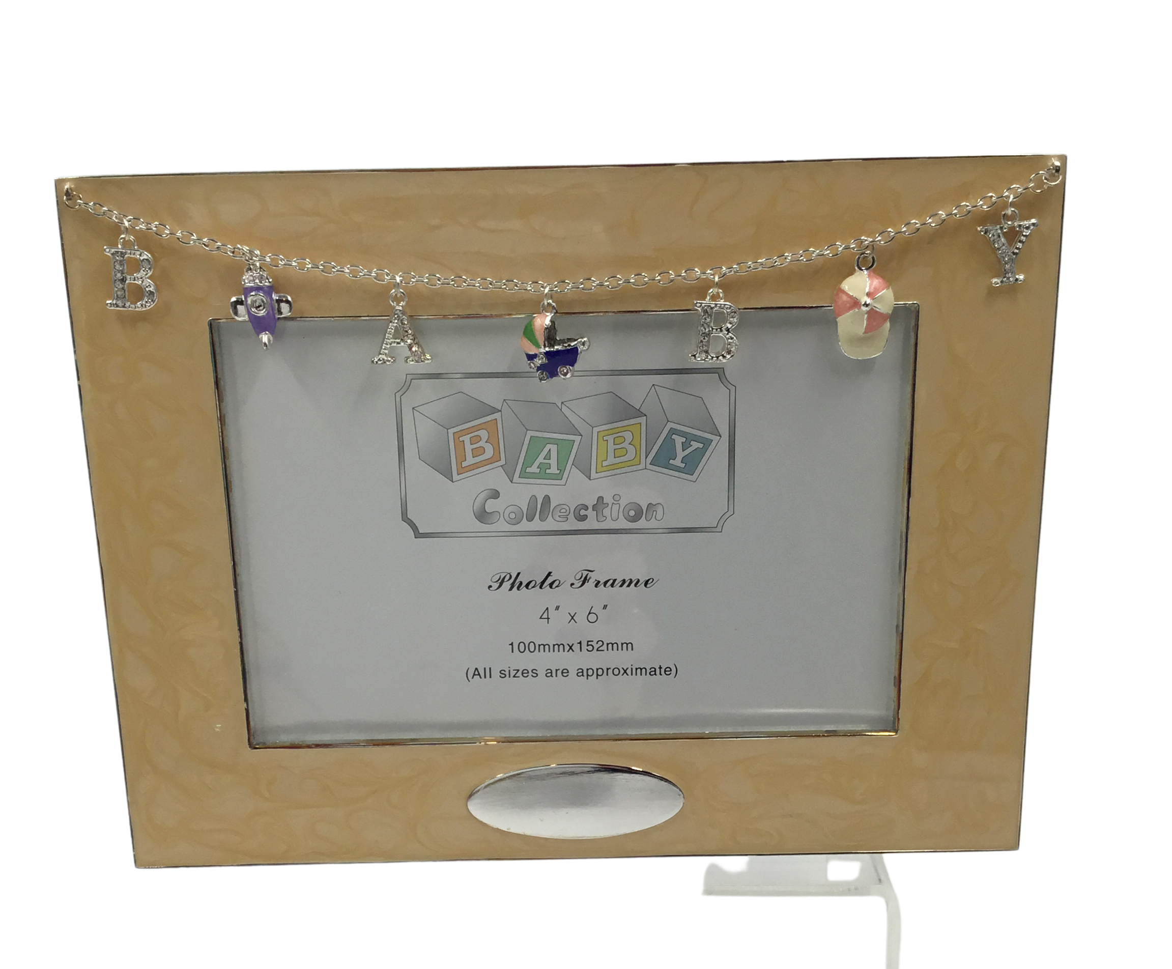 Baby Charms Frame
