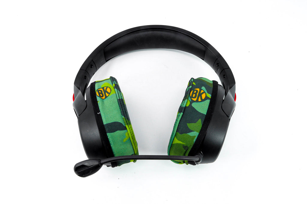 Forest Green Camo Gaming
