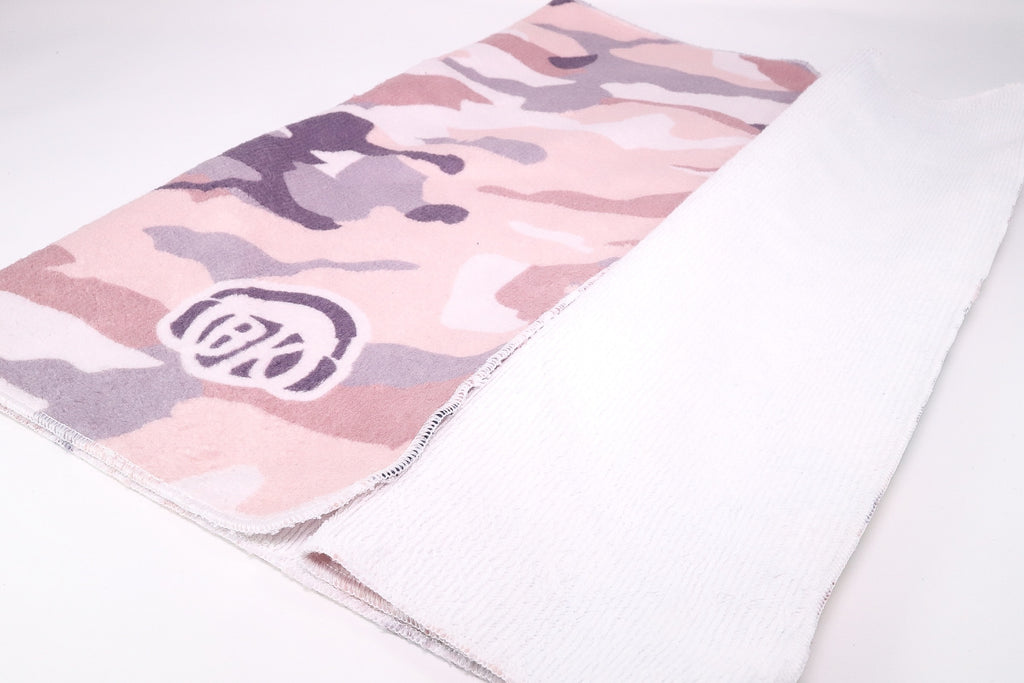 Rose Gold Camo - BK Towel